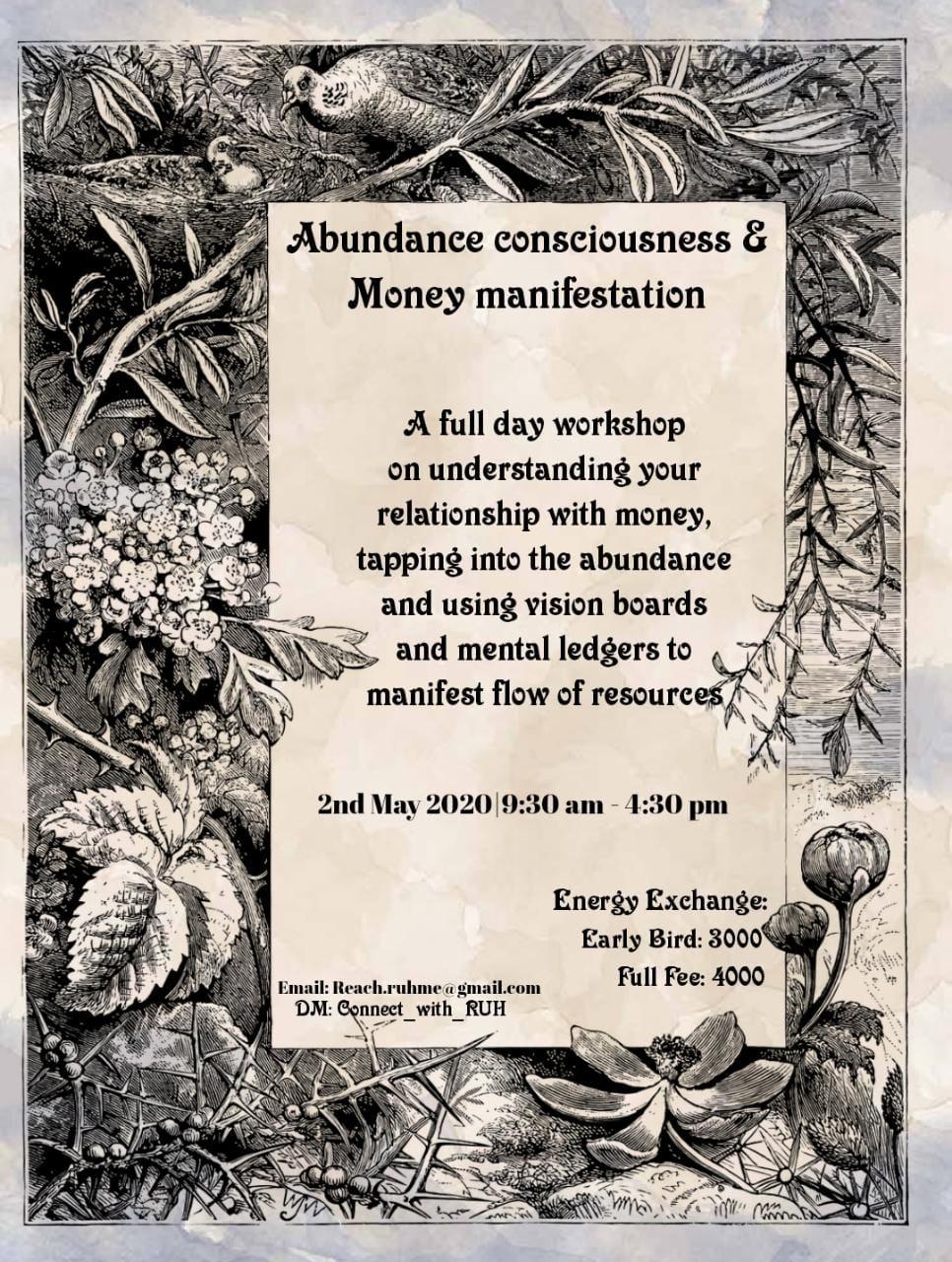 Financial Abundance & Manifestation