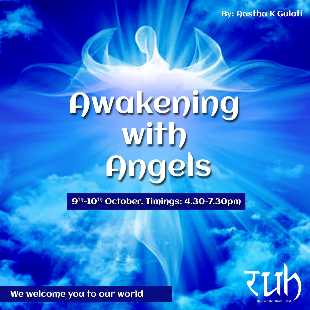 Awakening with the Angels Workshop