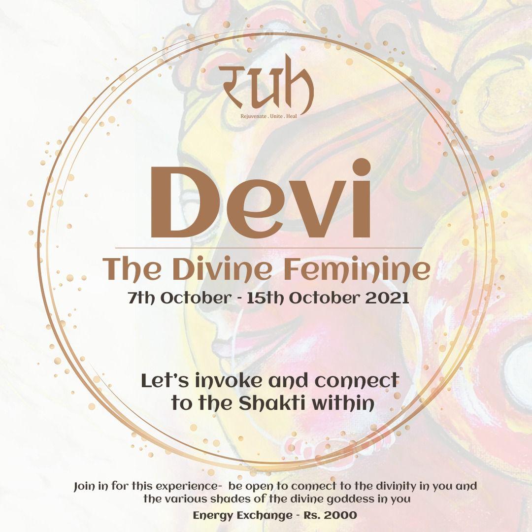 Devi: The Divine Feminine